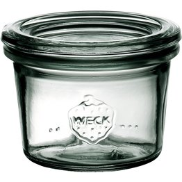 "Weckglas ""Mini-Sturz-Form"" 80ml"