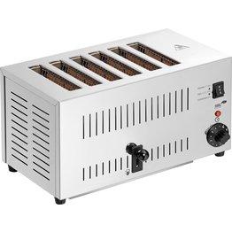 6 Scheiben Toaster - NEU
