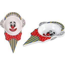 """Eisschale """"Clowni"""""""