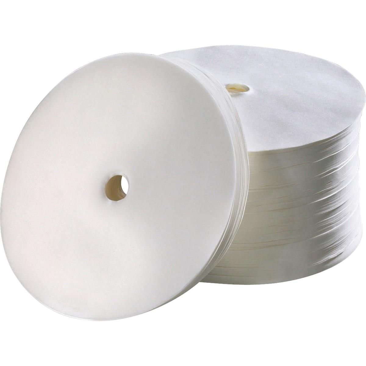 Filterpapier im 1.000er Pack 24,5cm