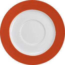 Tasse untere Ø 15 cm orange