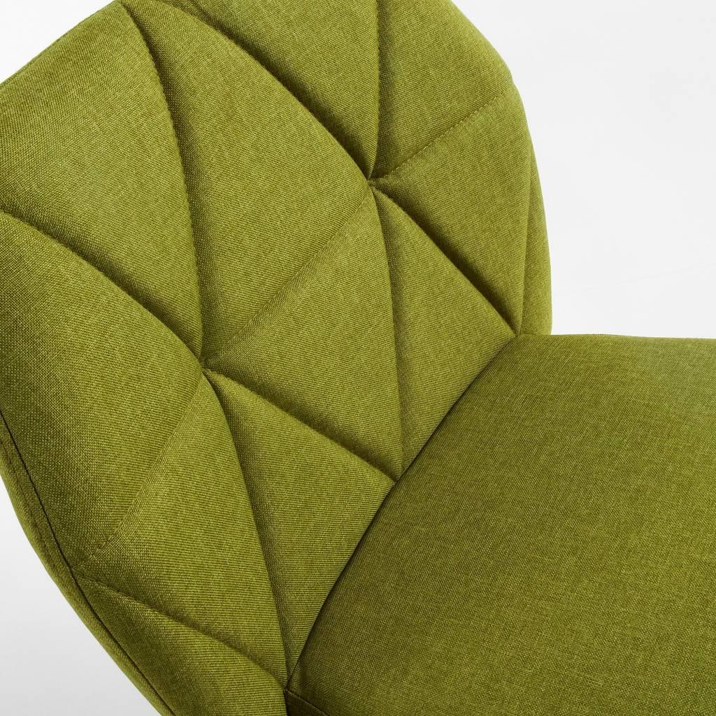 LaForma Stoel Gravite groen