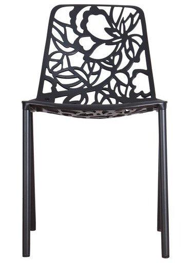 Trendy Designs Stoel Cast Magnolia Zwart