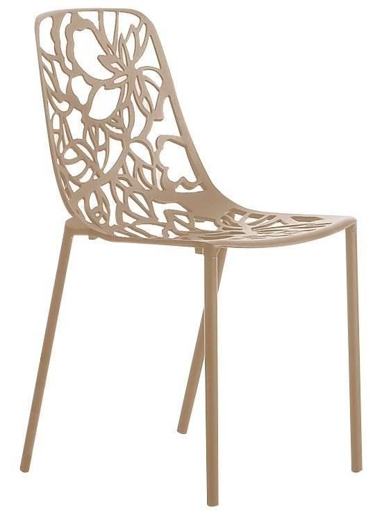 Trendy Designs Stoel Cast Magnolia Beige Bruin