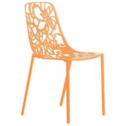 Trendy Designs Stoel Cast Magnolia Oranje