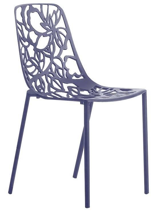 Trendy Designs Stoel Cast Magnolia Marineblauw