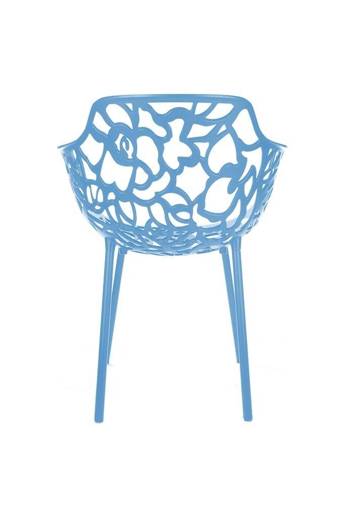 Trendy Designs Armstoel Cast Magnolia Lichtblauw