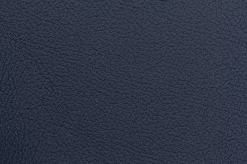 Trendy Designs RVS Barkruk Duncan Kobalt Blauw Leer