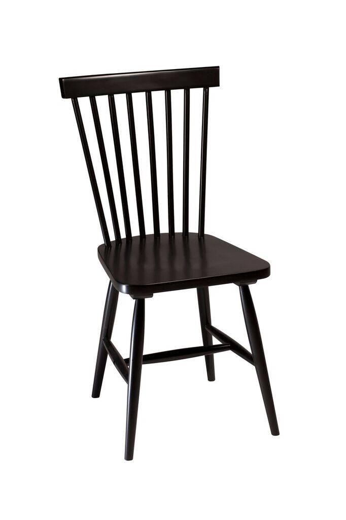 Dan Form Dan-Form stoel Agnes zwart
