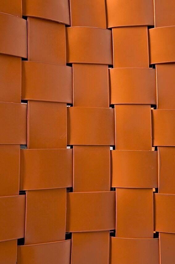Dan Form Dan-Form stoel Bond Oranje