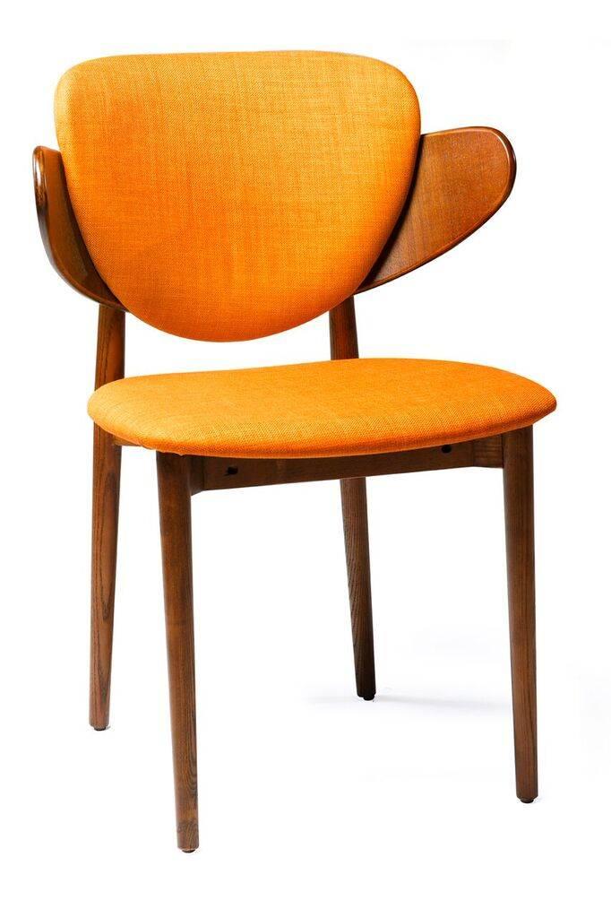 Dan Form Dan-Form stoel Costa Oranje