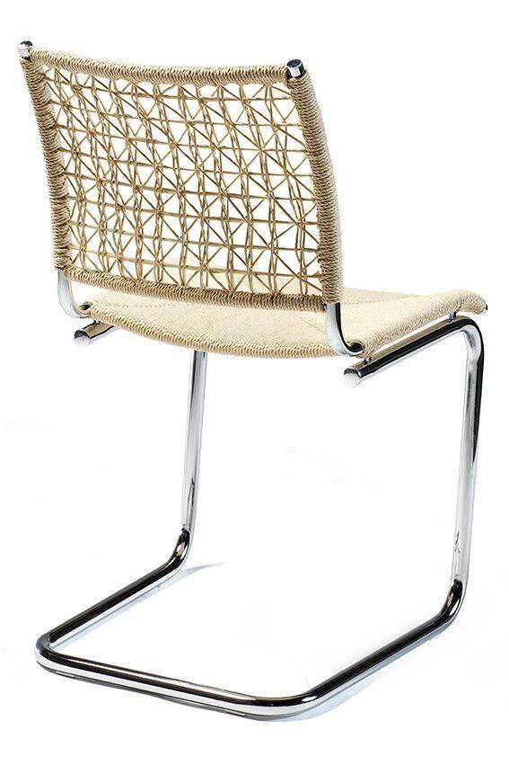 Dan Form Dan-Form stoel Beta naturel