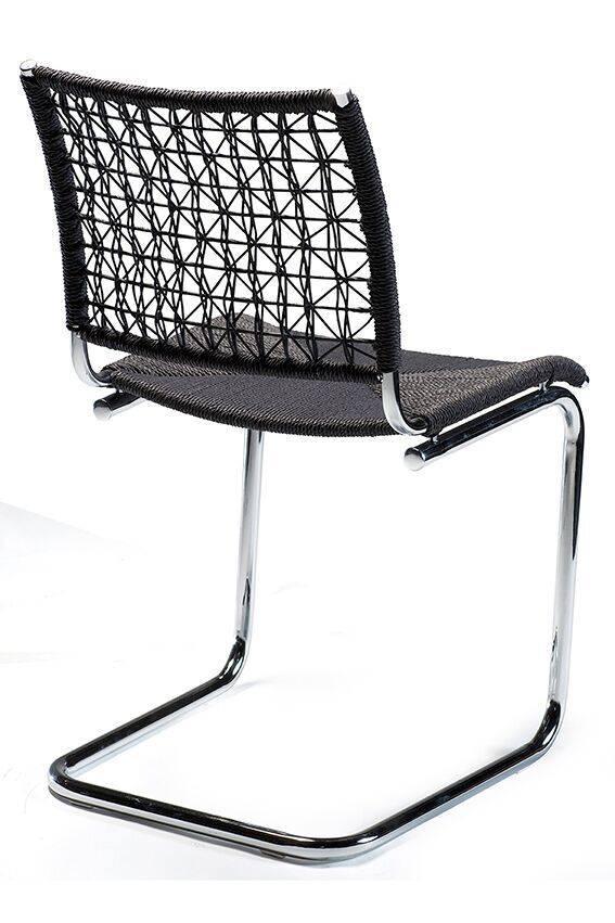 Dan Form Dan-Form stoel Beta zwart