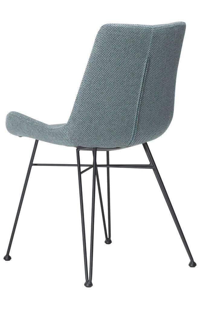 Dan Form Dan-Form stoel Hype blauw