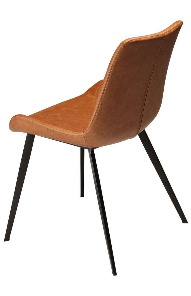 Dan Form Dan-Form stoel Hype Lichtbruin