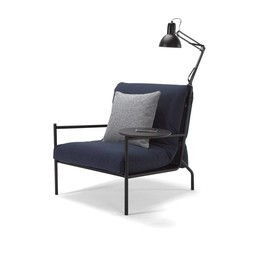 Innovation Living Noir Slaap Stoel Blue