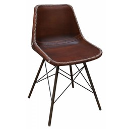 Trendy Designs Industriële stoel Sarah