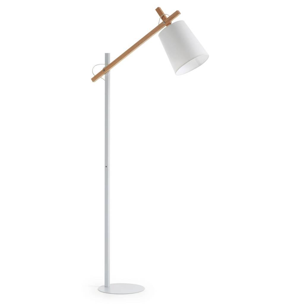 LaForma Vloerlamp Jovik Wit