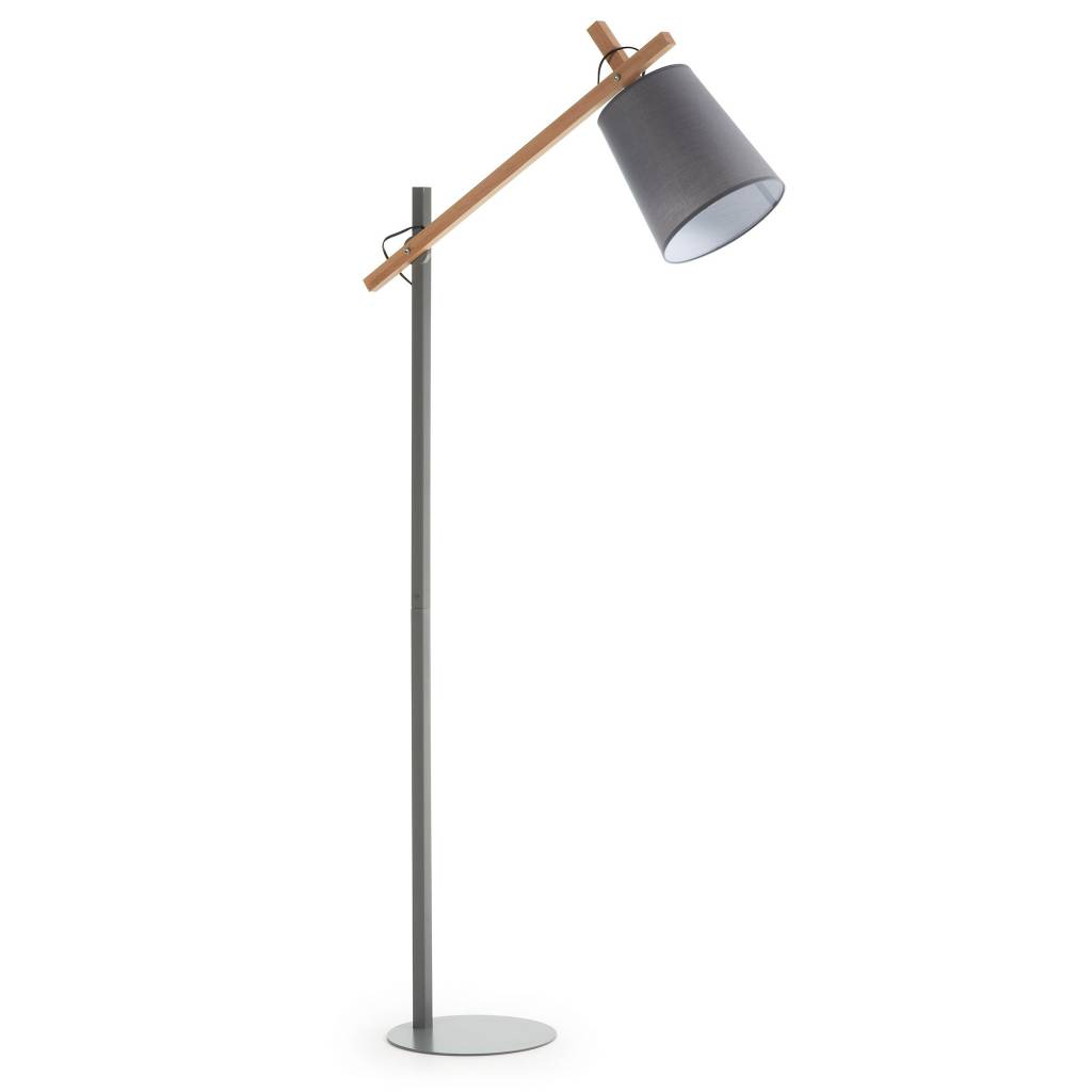 LaForma Vloerlamp Jovik Grijs