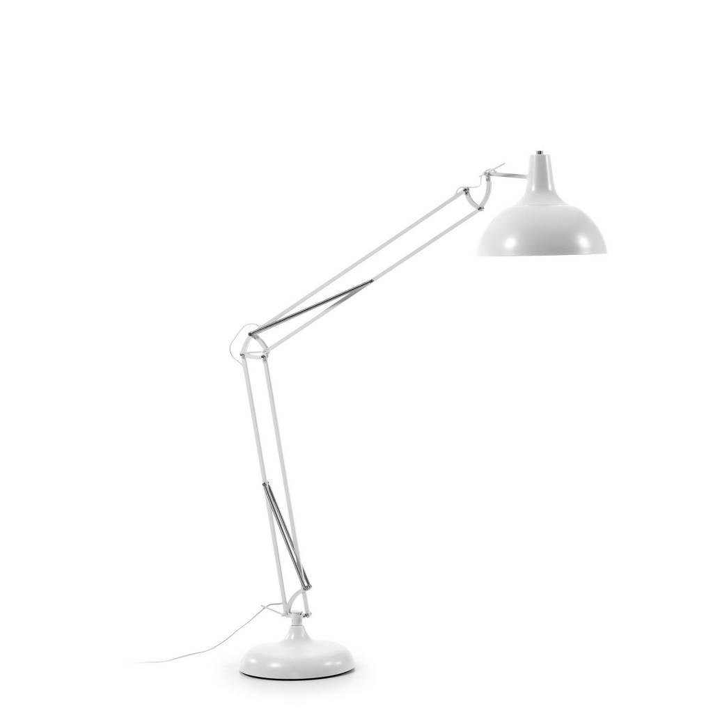 LaForma Vloerlamp Levi Wit