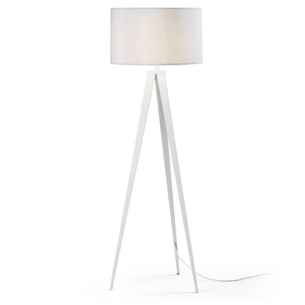 LaForma Vloerlamp Uzagi Wit