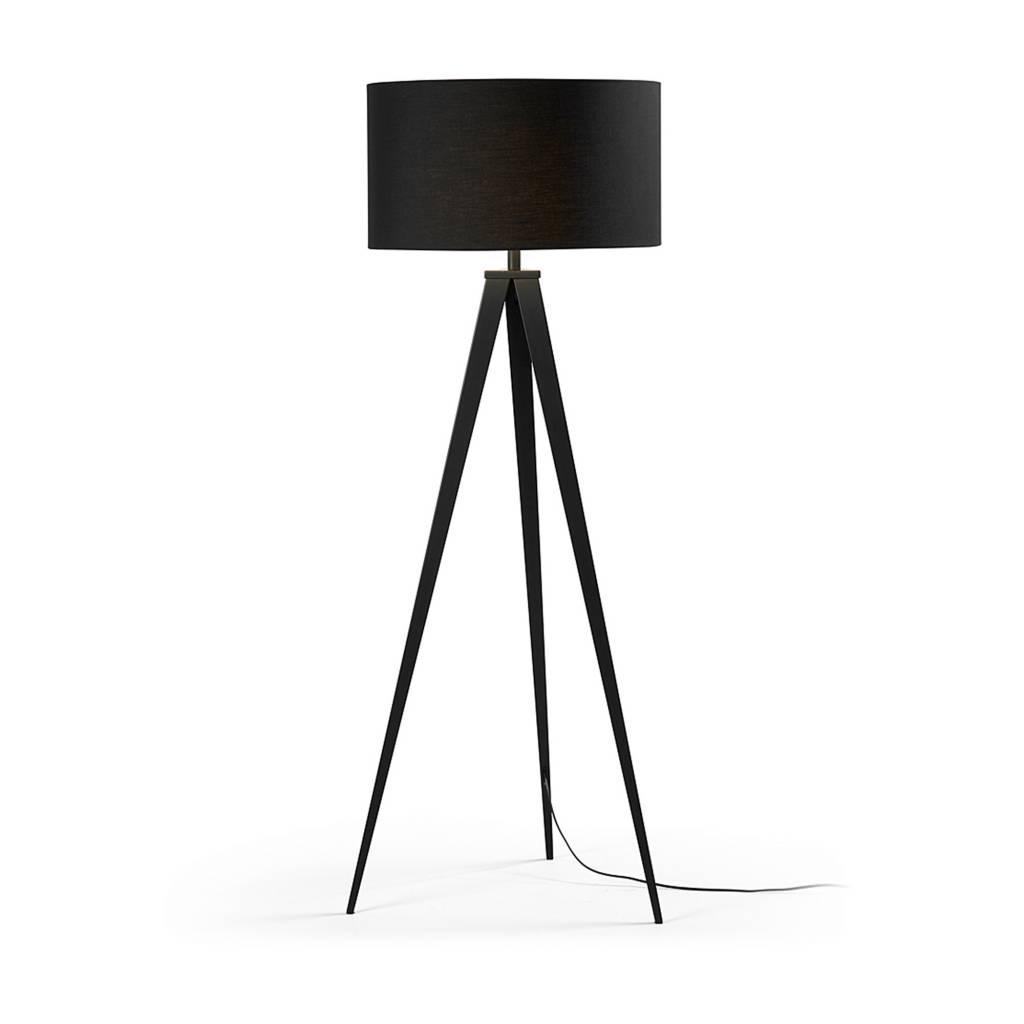 LaForma Vloerlamp Uzagi Zwart