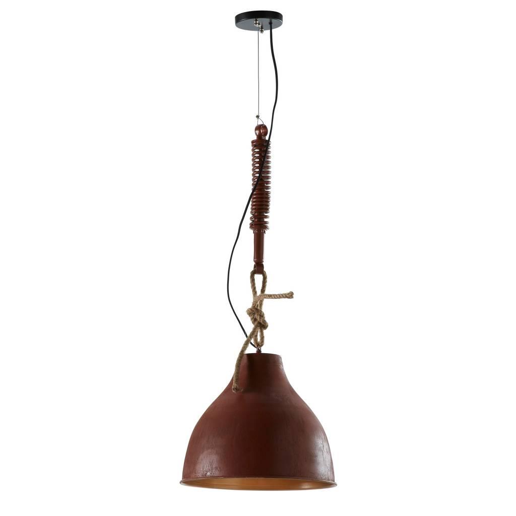LaForma Hanglamp Eidas Roest