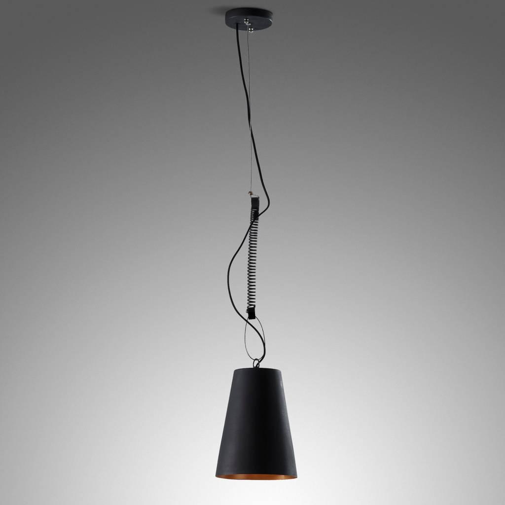 LaForma Hanglamp Sknil Zwart