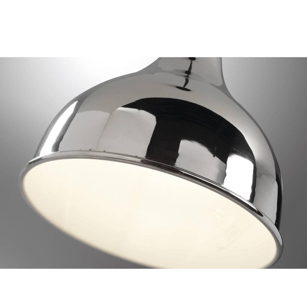LaForma Hanglamp Fox Zilver