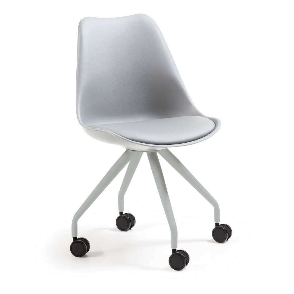Onderstel Bureaustoel Te Koop.Bureaustoel Lars Grijs Trendy Designs
