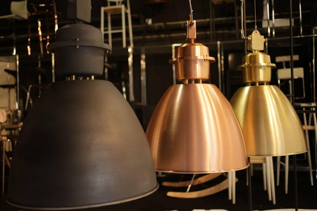 Dan Form Hanglamp Capetown zwart