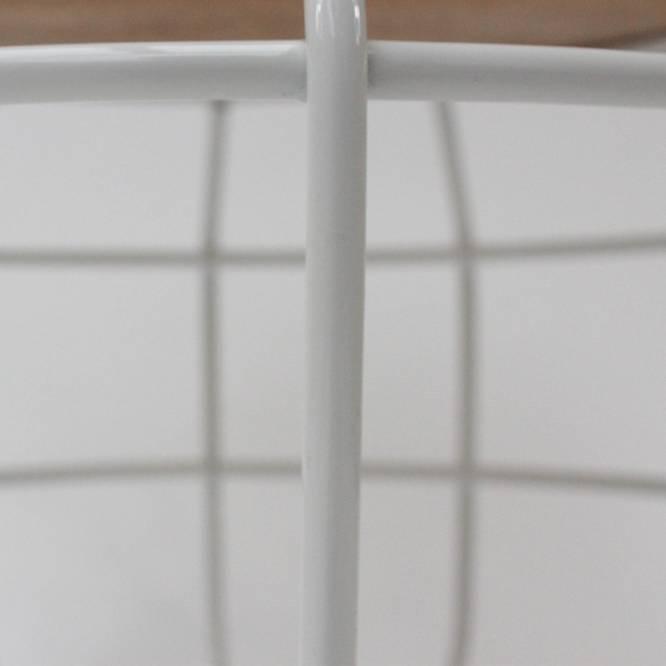 Label 51 Salontafel Pixel mat wit