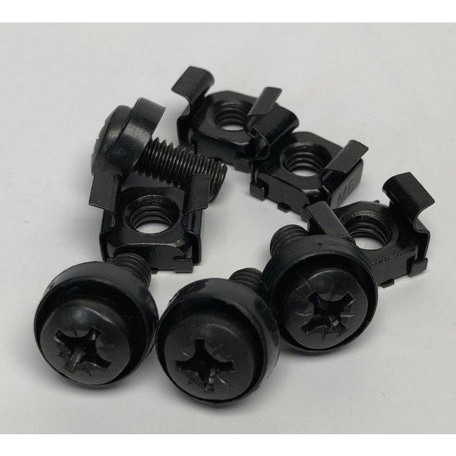 NUC RackMount Screw/Cage Nut kit