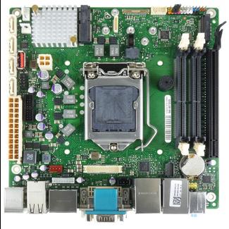 FUJITSU Mainboard D3633-S Mini-ITX