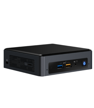 Intel NUC mini PC Kit NUC8I5BEK with Intel® Core™ i5-8259U Processor