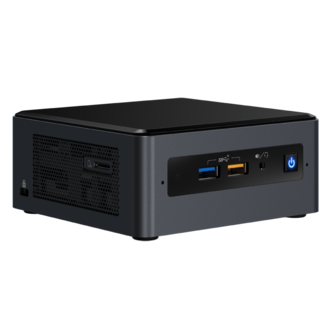 Intel NUC mini PC KIT NUC8I5BEH