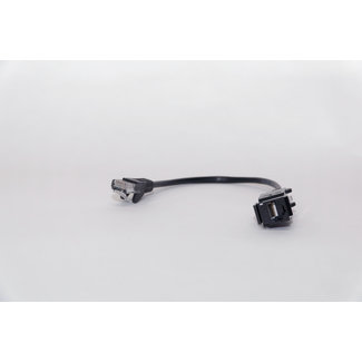 LAN Cat.5e connector/insert met afneembare kabel