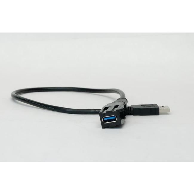 Mac mini USB-A connector met afneembare 0,5M USB-A kabel
