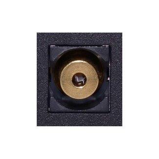 Audio Mini‑jack connector/insert met afneembare kabel