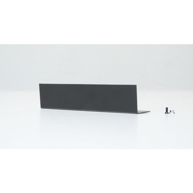 Blind plate for Hades Canyon NUC Rackmount, NUC 8 Rugged Rack Mount or Mac mini Rackmount