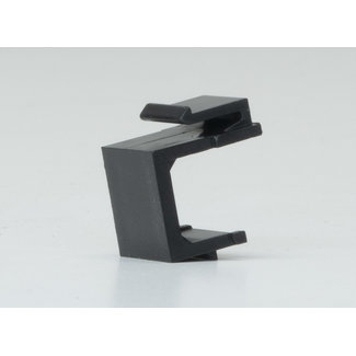 Connector slot blind plate / blank cover