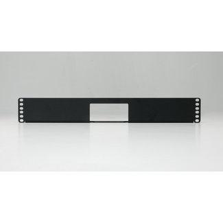 NUC 1.5U 19inch RackMount Kit for 1 NUC