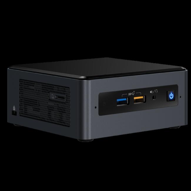 Intel NUC mini PC KIT NUC8I7BEH