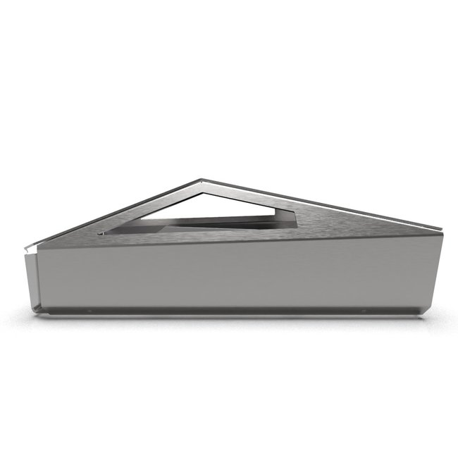 CyberNUC Stainless Steel Case