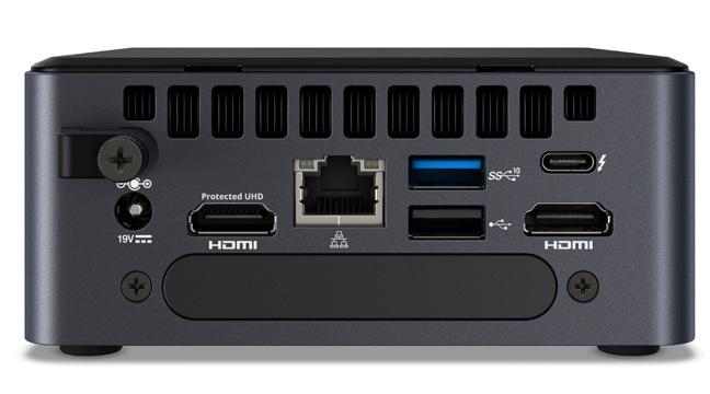 NUC8 Pro NUC8V5PNH