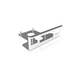 Bracket Raspberry Pi voor NUC rack mount 1U