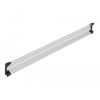 DIN Rail 19 inch - with slot holes