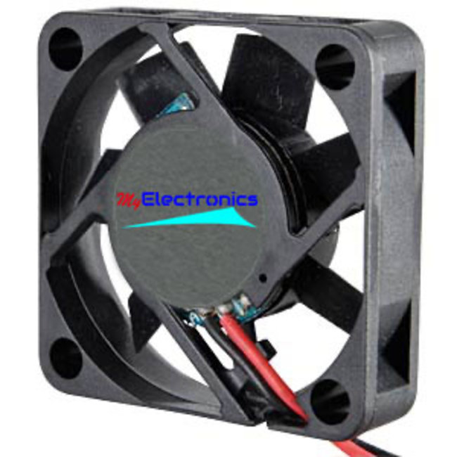 Fan for 'Pro-Enclosed' Raspberry Pi rack mount