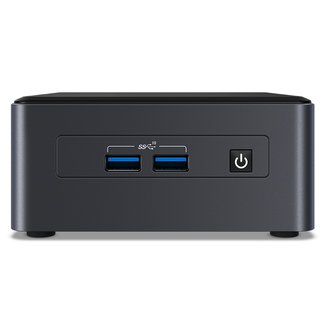 Intel NUC 11 Pro NUC11TNHV50L00 Tiger Canyon High vPro - Dual Lan