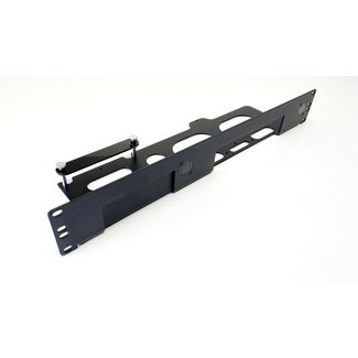 NUC11 Rack mount 1.5U 19 inch for Phantom Canyon + PSU